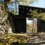 城門と石垣