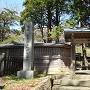 歴代藩主の墓所