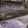 本丸堀跡石垣