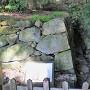 発見された木樋