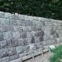 大鐘家屋敷の石垣