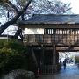 冠木門(内側から)