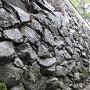 二の丸石垣