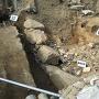 詰ノ丸の南面石垣