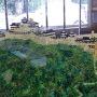 竹田城址模型