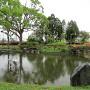 城跡内 庭園