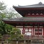 鑁阿寺経堂(重文)