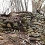 本郭の石積