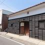 移築された米蔵門