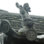 鷲の門飾り瓦
