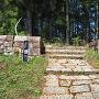 岩村城 土岐門(二の門)