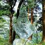 霧山城址石碑
