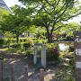 田辺城 心種園(古今伝授の地)