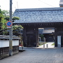 豊岡陣屋 旧豊岡県庁正門