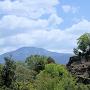 見晴台と山