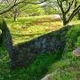 遠見櫓跡石垣