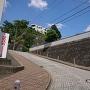 本覚寺の裏山