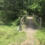 小玷門と木橋