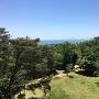 城跡からの眺望