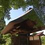観音寺の移築門