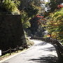 金沢城いもり坂