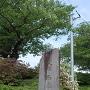 石巻城石碑
