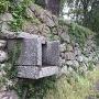百間堀の樋