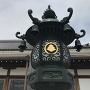 灯籠(丸に三階菱)