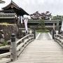 南門跡の枡形と大手橋