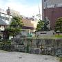 柴田勝家公の銅像