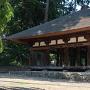 新宮熊野神社長床(外側から)