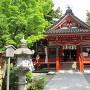 金沢神社本殿(旧明倫堂鎮守)