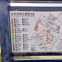 赤穂城跡公園案内図