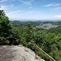 物見岩から見える風景