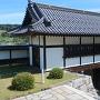 亀田城模擬大手門(内部から)