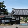 復元大手門(天鷺村入口)