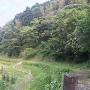 稲生沢川にかかる深根橋近くから