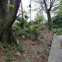 土塁(豪徳寺付近)