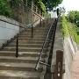 平塚神社登り口