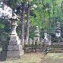 牧野忠成墓所