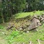 鍛冶屋御門の石垣