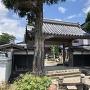 光徳寺移築門