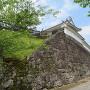 本丸大手門下の石垣