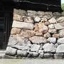 追手門の石垣