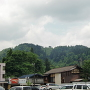栃尾城遠景