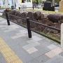 清水曲輪石垣