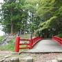 赤橋から本丸方向