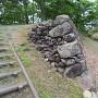 旧石垣(移設展示)
