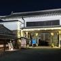 東大手門(内側・夜)