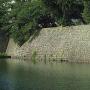 福井城 本丸石垣